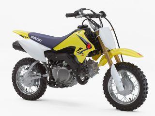 2008年 DR-Z50・新登場