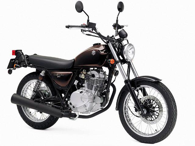 スズキ(SUZUKI) グラストラッカー   Grasstrackerの型式・諸元表・詳しいスペック-バイクのことならバイクブロス