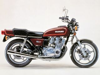 1978年 GS750E・新登場