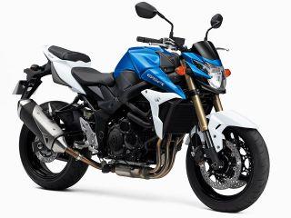 2013年 GSR750 ABS・新登場