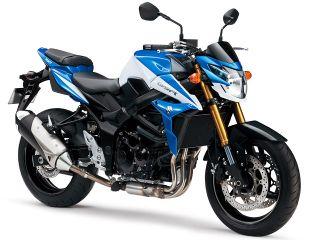 2014年 GSR750 ABS・追加