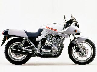 1982年 GSX1000S KATANA・新登場