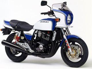 GSX400 IMPULSE Type S