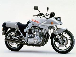 1982年 GSX750S KATANA・新登場