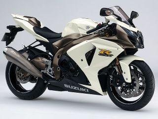 2010年 GSX-R1000 25th Anniversary Model・特別・限定仕様