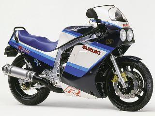 1986年 GSX-R1100・新登場