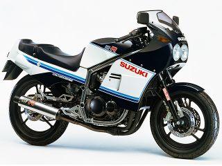 1984年 GSX-R・新登場