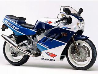 1989年 GSX-R400R・新登場