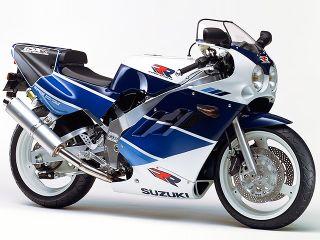 1989年 GSX-R400R SP・追加
