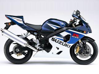 2005年 GSX-R750・カラーチェンジ