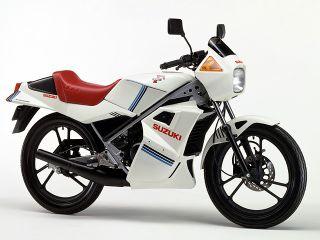 1982年 RG50Γ・新登場
