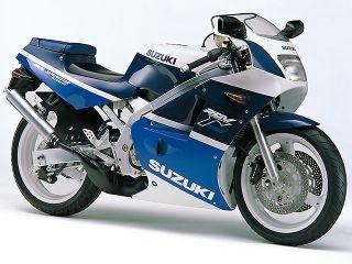 1988年 RGV250Γ・新登場