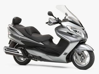 2011年 SKYWAVE 250 Limited・マイナーチェンジ
