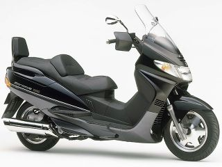 2000年 SKYWAVE 400 Limited・新登場