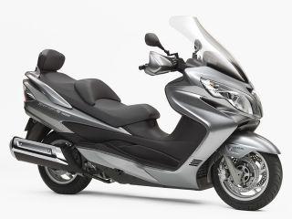 2011年 SKYWAVE 400 Limited ABS・マイナーチェンジ