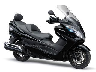 2013年 SKYWAVE 400 Limited ABS・マイナーチェンジ