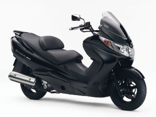 2003年 SKYWAVE 400 Type S・新登場