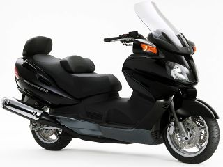2005年 SKYWAVE 650 Limited・追加