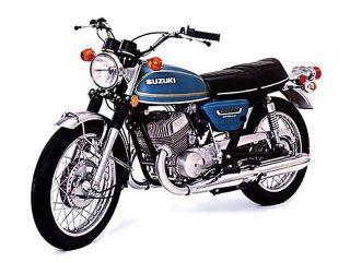 1968年 T500