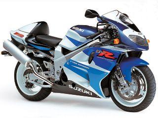 1998年 TL1000R・新登場