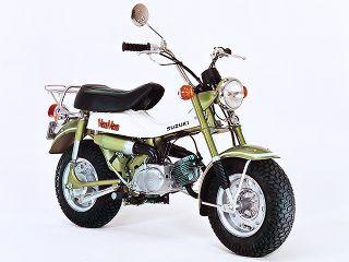 1973年 VanVan 50