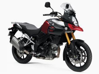 2014年 V-Strom 1000 ABS・新登場