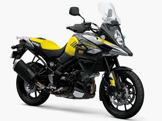 2017年 V-Strom 1000 ABS・フルモデルチェンジ