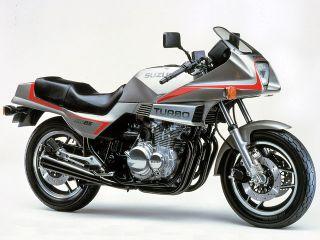 1983年 XN85・新登場