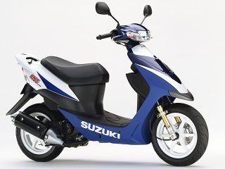 2002年 ZZ チームスズキカラー・特別・限定仕様