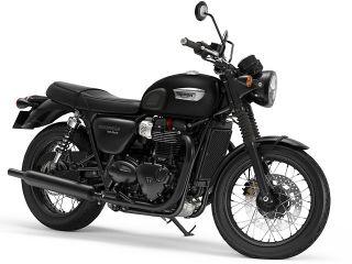 Bonneville T100 / BLACK