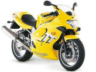 2001年 TT600・新登場