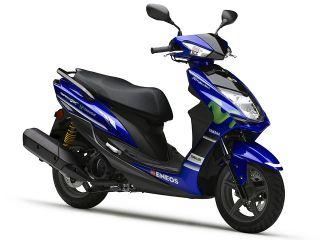 2018年 CYGNUS X SR Movistar Yamaha MotoGP Edition・特別・限定仕様
