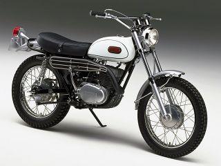 1968年 DT1・新登場