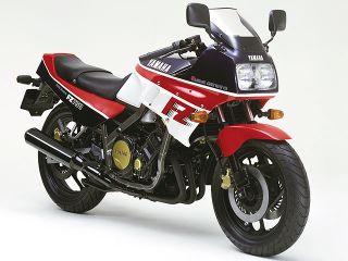 1985年 FZ750・新登場