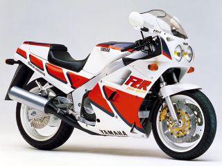 1987年 FZR1000・新登場