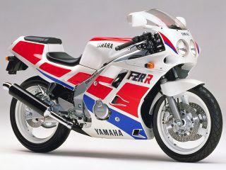 1989年 FZR250R・新登場