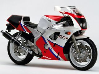 1990年 FZR400RR SP・特別・限定仕様