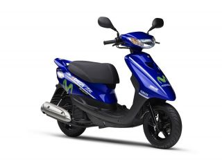 2017年 JOG ZR Movistar Yamaha MotoGP Edition・特別・限定仕様