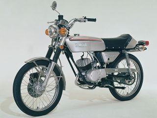 1974年 RD50・新登場