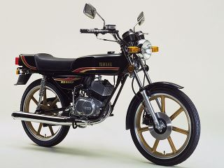 1978年 RD50SP・追加