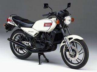 1980年 RZ250・新登場