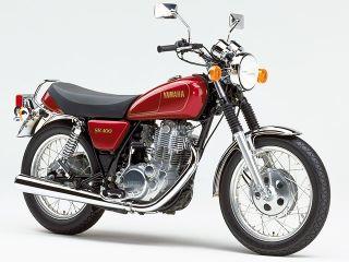 1998年 SR400 20周年記念モデル・特別・限定仕様