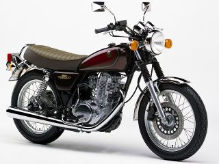 2003年 SR400 25th Anniversary Limited Edition・特別・限定仕様