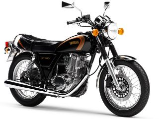 2005年 SR400 50th Anniversary Special Edition・特別・限定仕様