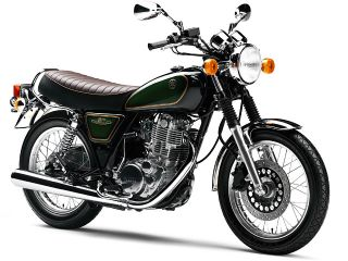 2008年 SR400 30th Anniversary Limited Edition・特別・限定仕様