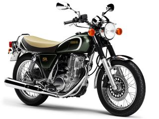 2013年 SR400 35th Anniversary Edition・特別・限定仕様
