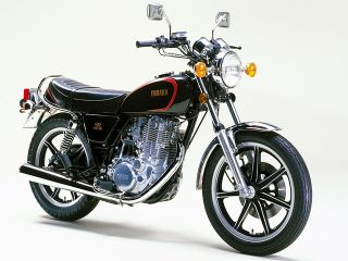1980年 SR400SP・追加