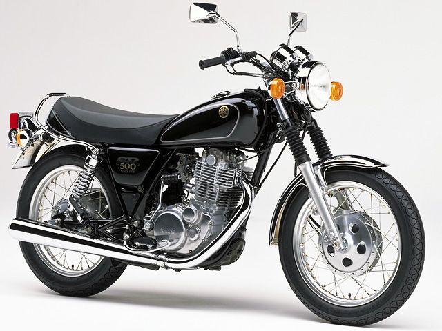 ヤマハ(YAMAHA) SR500の型式・諸元表・詳しいスペック-バイクのこと ...