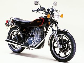 1980年 SR500SP・追加