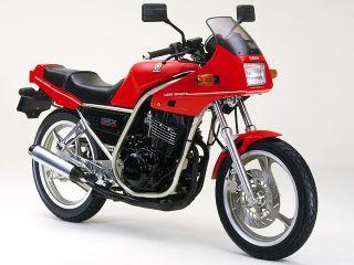 1984年 SRX250F・新登場